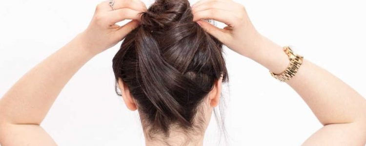 How to Style For a Bun for an Office That You Suit You Right!? Easy Guide for Newbie!!